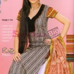 Clean Line Lawn Dresses by Riwaj