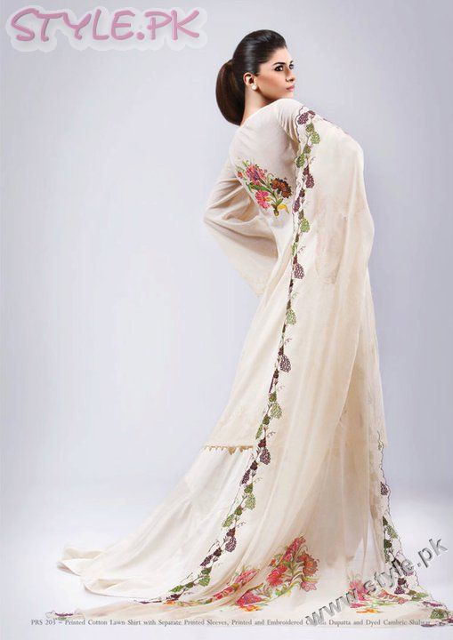 Clothes For Women in Pakistan1 - today's GUL AHMED dresess....................