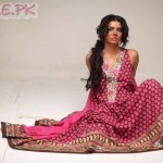 Designer Deepak Perwani Premium Lawn Collection 2011