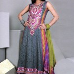 Designer Dresses in Pakistan by Warda