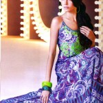 Designer Nomi Ansari Summer Collection