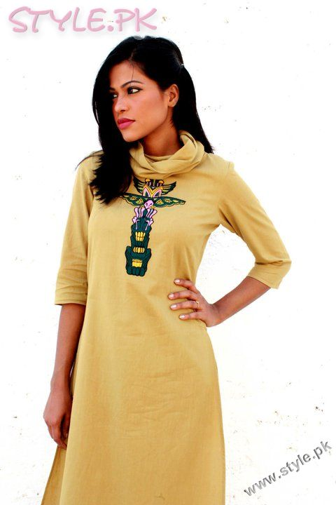 Designer Wear For Women by EGO Shirts and Kurti Collection 2011 designer dresses