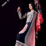 Dore Silk Dresses For Women by Gul Ahmed 2011