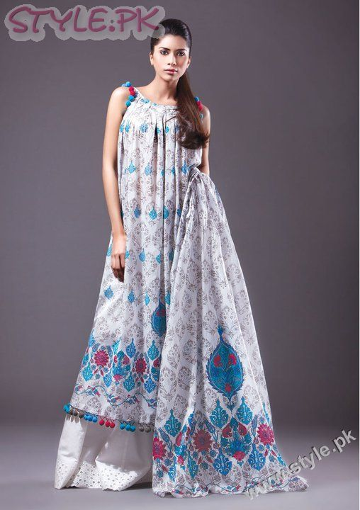 Dresses For Pakistani Women Latest Trends - today's GUL AHMED dresess....................
