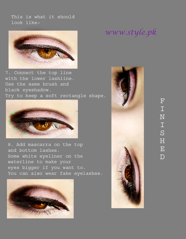 Eye Makeup Tutorial for Girls
