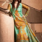 Essenza De Silk - Gul Ahmed Summer Collection 2011