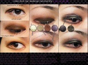 Eye Makeup Tutorial For Girls 2011 300x223 makeup tips and tutorials