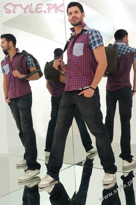 Chic Summer Collection For Guys - Jeans and Shirts For Boys