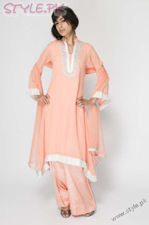 Fashion Of Long Kameez With Trouser fashion trends