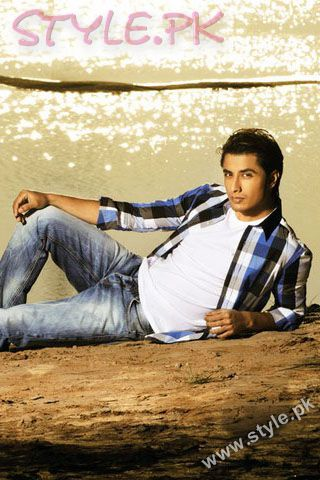 Spring Summer Collection 2011 For Men by Stoneage With Ali Zafar