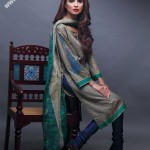 Fashion of Dressing in Pakistan for Women 150x150 nishat linen