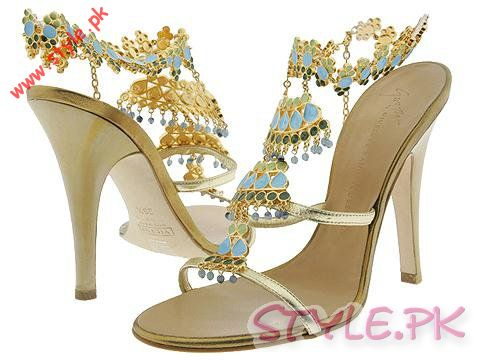 Best Bridal Shoes In Karachi