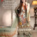 Firdous Cloth Collection 2011 - Volume One
