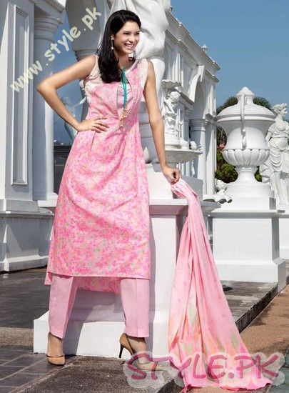 Gul Ahmed Summer Lawn Collection 2011 fashion brands
