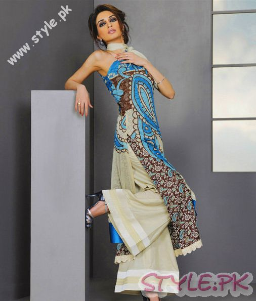 Premium Lawn Collection 2011 by Asim Jofa – Dresses For Women