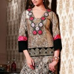 Indian Party Wear Dresses 2011 Collection 150x150 fashion brands
