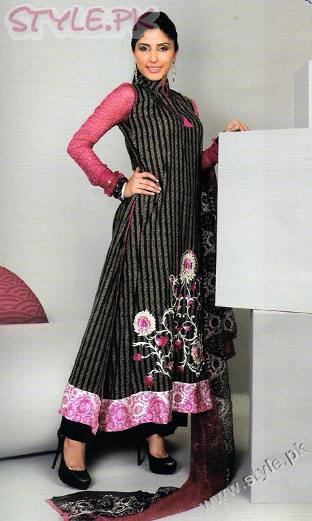 Latest Fashion Of Dressing For Girls in Pakistan warda saleem