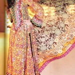 Latest Lawn Collection by Nomi Ansari 150x150 designer dresses