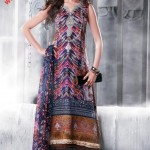 Latest Lawn Designs 2011 For Women by Firdous Cloth