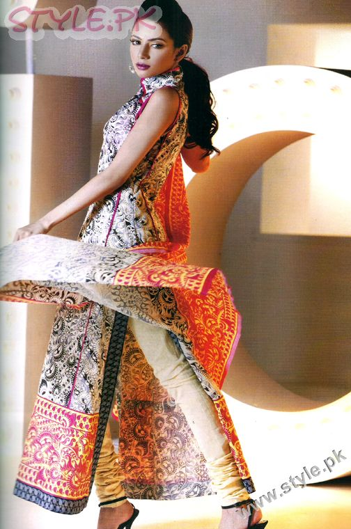 Lawn Collection 2011 For Women designer dresses