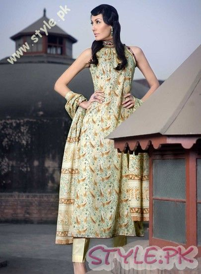 Lawn Designs For Pakistani Women fashion brands