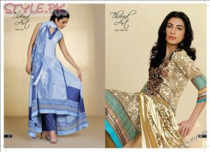 Lawn Dresses For Girls by Al Karam 300x217 fashion brands
