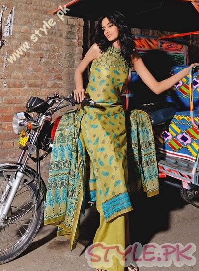 Lawn Dresses in Pakistan 2011 fashion brands