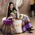 Lawn prints by Firdous Cloth - Latest Collection 2011