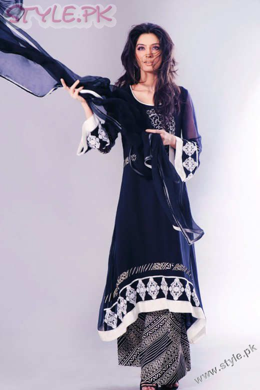 Long Kameez Salwar Fashion 2011 fashion trends