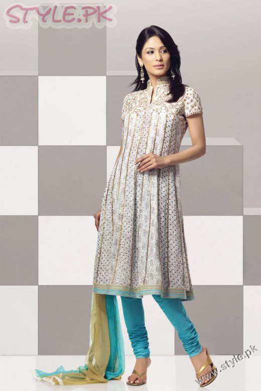 Long Kameez With Trouser For Summer 2011 fashion trends