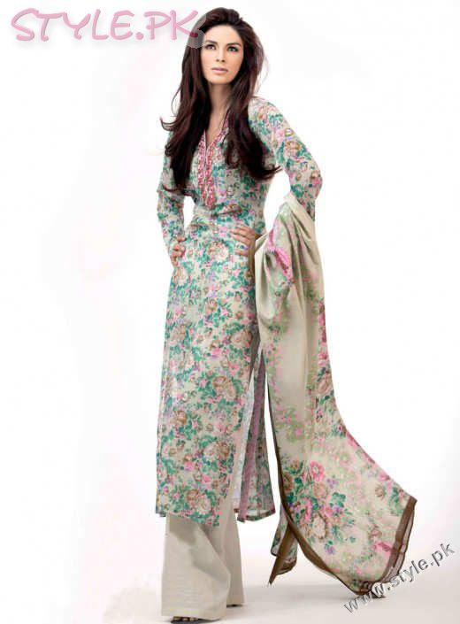 Long Kameez With Trouser For Women fashion trends