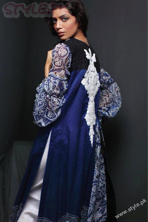 New Clothes For Women by Lakhani Lawn