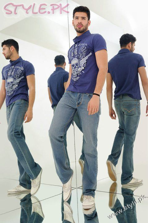 Chic Summer Collection For Guys Jeans And Shirts For Boys