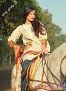 Nishat Linen Summer Clothes For Girls