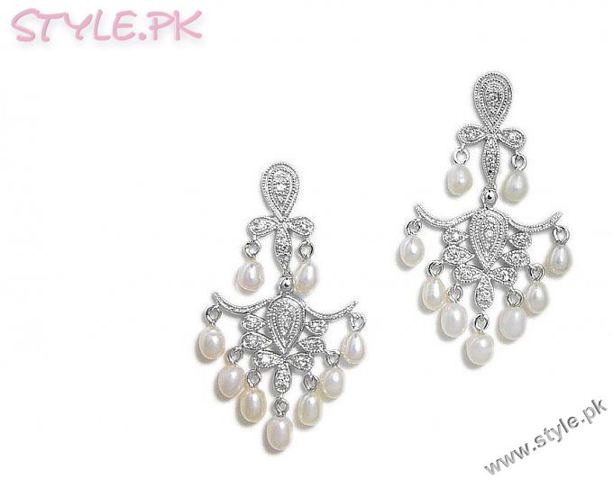 Earrings Design Ideas For Pakistani Ladies