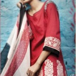 Red Shirt For Women by Sana Safinaz 150x150 designer dresses