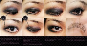 Romantic Eye Makeup Tutorial For Women 2011 300x160 makeup tips and tutorials