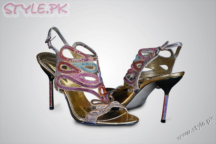 Sandals For Girls by Stylo Bridal Wear shoes