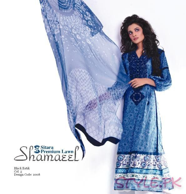 Shamaeel Ansari By Sitara Premium Lawn 2011 fashion brands