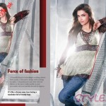 Short Kurti and Jeans Fashion in Pakistan and India 150x150 fashion brands