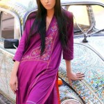 Single Garment For Summer 2011 by Gul Ahmed