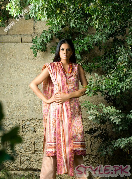 Sitara Premium Lawn Laresr Collection fashion brands