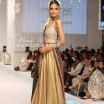 Beautiful Bridal Wear Collection by Zainab Sajid in Style 360 Bridal Couture Week 2011 Karachi
