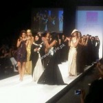 EL DESEO by FATMA AL MAJID in DXB Fashion Show 2011