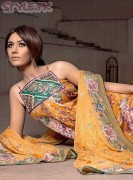 Embroidered Chiffon and Fleur De Chiffon Suits by Gul Ahmed (13)
