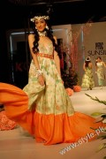 Karma's Fashion Dresses For Women in PFDC Sunsilk Fashion Week 2011 Lahore (11)