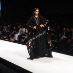 Marayem Abbayas Collection 2011 in Dubai Fashion Week Dubai
