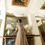 Gorgeous Party Wear Dresses For Women by Designer Hina Butt