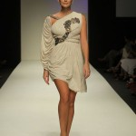 Priyanka Kakkar plunged into the world of fashion 150x150 dubai fashion week