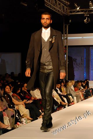 Republic collection at PFDC fashion week
